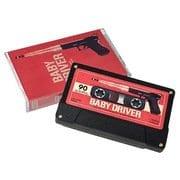 カセットテープチャージャー 2500mAh BABY DRIVER [モバイルバッテリー]