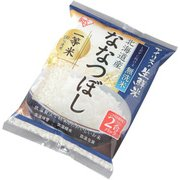 生鮮米 無洗米 北海道産ななつぼし 2合パック