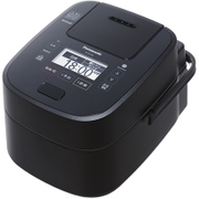 SR-VSX108-K [スチーム&可変圧力IHジャー炊飯器 5.5合炊き Wおどり炊き エコナビ搭載 ブラック]