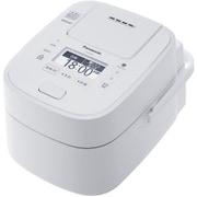 SR-VSX108-W [スチーム&可変圧力IHジャー炊飯器 5.5合炊き Wおどり炊き エコナビ搭載 ホワイト]