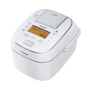 SR-PW108-W [可変圧力IHジャー炊飯器 5.5合炊き Wおどり炊き エコナビ搭載 ホワイト]
