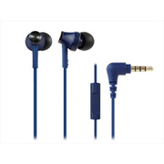 ATH-CK350iS BL [スマートフォン用インナーイヤーヘッドホン]