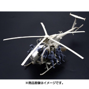 KITKH50004 AH-6J/MH-6J リトルバード w/フィギュア6体 [1/35 エアクラフトシリーズ]