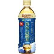 黄金烏龍茶 500ml×24