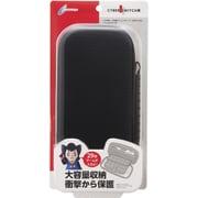 Nintendo Switch用 大容量キャリングケース ブラック