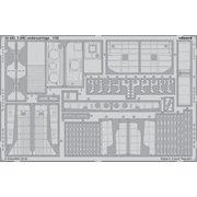 EDU32422 [T-28C トロージャン 着陸装置エッチングパーツ (キティホーク用) 1/32 エッチングパーツシリーズ]