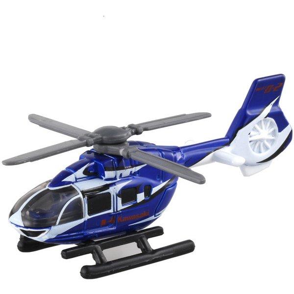 トミカ No.104 BK117 D-2 ヘリコプター 箱 [3歳~]
