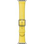 Apple Watch  38mmケース用 クラシックバックル スプリングイエロー [MRP42FE/A]