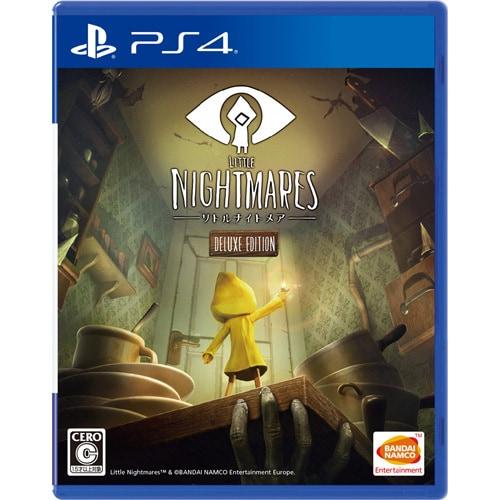 LITTLE NIGHTMARES-リトルナイトメア- Deluxe Edition [PS4ソフト]