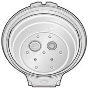 ARB96-G71JUU [IH炊飯ジャー用 ふた加熱板]