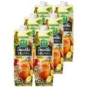 野菜生活100 SMOOTHIE豆乳バナナミックス 1000g×6本