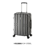 ALI-MAX24 [スーツケース ALi MAX 旅行日数目安:5~7泊 66L/拡張時78L TSAロック搭載 カーボンブラック]