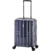 ALI-MAX185 [スーツケース ALi MAX 旅行日数目安:2~3泊 40L/拡張時47L TSAロック搭載 機内持ち込み可 ネイビー]
