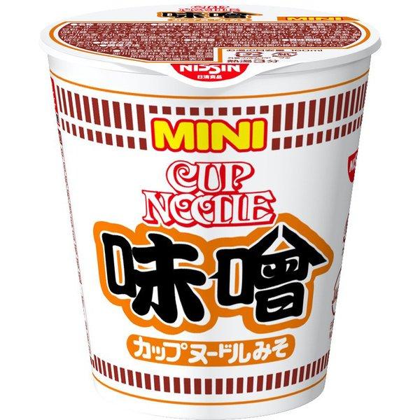 カップヌードル 味噌 ミニ 42g