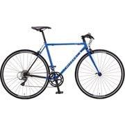 AFRT528 OBK7 [ロードバイク フリーダム フラット 700×25C 外装16段 52cm ブルー/ブラック]