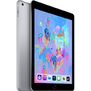 アップル iPad (第6世代) Wi-Fi+Cellularモデル 9.7インチ 32GB スペースグレイ