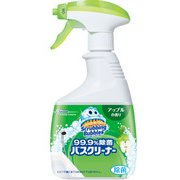 99.9%除菌バスクリーナー アップルの香り 本体 [400mL]