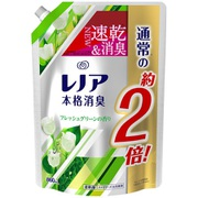 レノア本格消臭 フレッシュグリーンの香り つめかえ用 特大サイズ [860mL]
