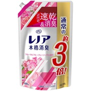 レノア本格消臭 フローラルフルーティーソープの香り つめかえ用 超特大サイズ [1320mL]