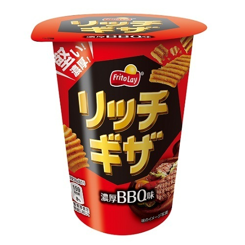 リッチギザ 濃厚BBQ味 65g