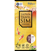 IM-B231 [Japan Travel SIM 1.5GB (3in1)]