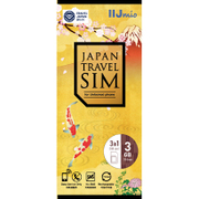 IM-B232 [Japan Travel SIM 3GB (3in1)]