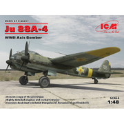 48237 [1/48 エアクラフトシリーズ ユンカース Ju88A-4 爆撃機 枢軸国軍]