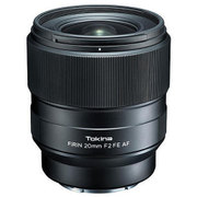 FiRIN 20mm F2 FE AF [20mm/F2 フルサイズ用 ソニーEマウント]
