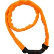 GS8-1200 オレンジ [ネオプレーンダイヤルチェーンロック オレンジ]