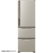 R-K38JVL T [冷蔵庫 (375L・左開き) 3ドア ライトブラウン]