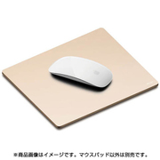 EL_MSAMPALAP_GD [elago(エラゴ) ALUMINUM MOUSEPAD for MOUSE ChampagneGold(シャンパンゴールド)]