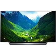 OLED55C8PJA [有機ELテレビ 55V型 4K対応 OLED55C8P/有機EL専用エンジンα9搭載/Cinema HDR対応/ThinQ AI /3チューナー/裏録対応/倍速駆動]