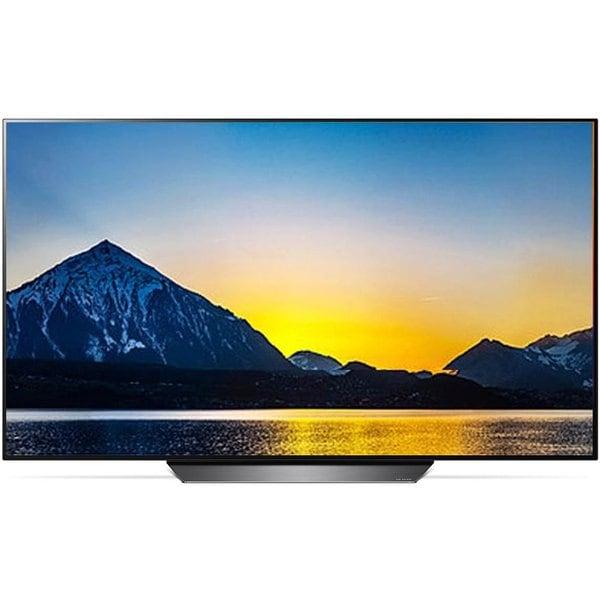 OLED65B8PJA [有機ELテレビ 65V型 4K対応 OLED65B8P/専用エンジンα7搭載/Cinema HDR対応/ThinQ AI /2チューナー/裏録対応/倍速駆動]