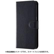 INA-GS7EELC1/B [Galaxy S7 edge 手帳型 レザー ブラック]