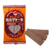 おしどりミルクケーキ チョコレート味 9本