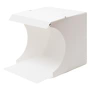 SAC-BOX01 [ LEDライト搭載 折りたたみ撮影ボックス]