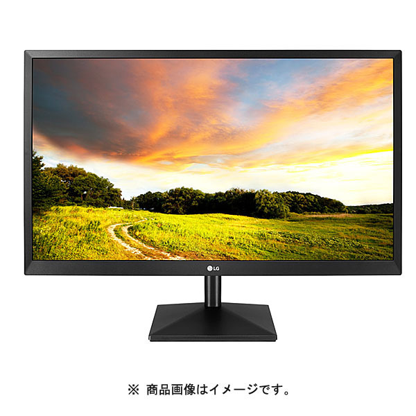 27MK400H-B [27型 ワイドモニター フルHD(1920×1080) HDMI、D-Sub15ピン/AMD FreeSync/フリッカーセーフ/DASモード/Black Stabilizer/Crosshair/2ms/SuperResolution+/ブルーライト低減モード]