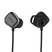 QCY-M1PRO BLACK [Bluetoothイヤホン マグネットスイッチ式 ブラック]