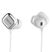 QCY-M1PRO WHITE [Bluetoothイヤホン マグネットスイッチ式 ホワイト]