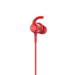 QCY-M1C RED [Bluetoothイヤホン マグネット付 レッド]