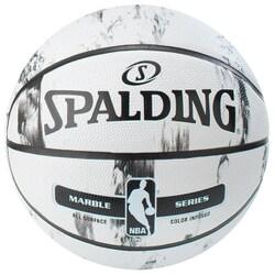 83-635Z マーブルコレクション ホワイト 7 [バスケットボール]