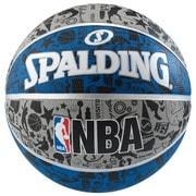 83-678J グラフィティ ブルー 5 [バスケットボール]