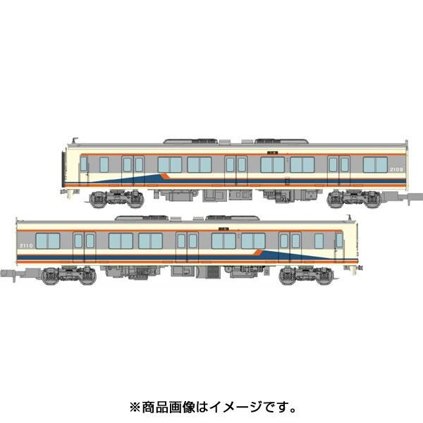 29023 [鉄道コレクション 関東鉄道キハ2100形3次車 2両セット]