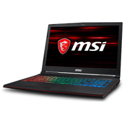 GP63-8RE-1225JP [ゲーミングノートPC 15.6インチ/Core i7-8750H/GeForce GTX1060/メモリ 16GB/SSD 256GB+HDD 1TB/Windows 10 Home]