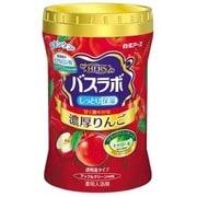 バスラボ ボトル 濃厚 りんごの香り 640g [粉末薬用入浴剤]