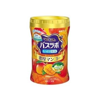バスラボ ボトル 濃厚 マンゴーの香り 640g [粉末薬用入浴剤]