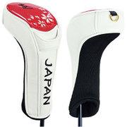 JAPAN ヘッドカバー FW用 ホワイト 番手セット タグ付