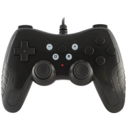 ANS-SW052BK [Nintendo Switch用 USBコントローラ Pro Lite ブラック]