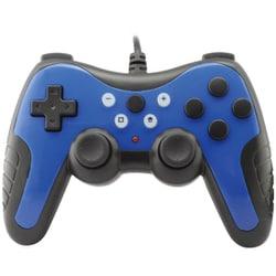 ANS-SW052BL [Nintendo Switch用 USBコントローラ Pro Lite ブルー]