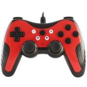 ANS-SW052RD [Nintendo Switch用 USBコントローラ Pro Lite レッド]